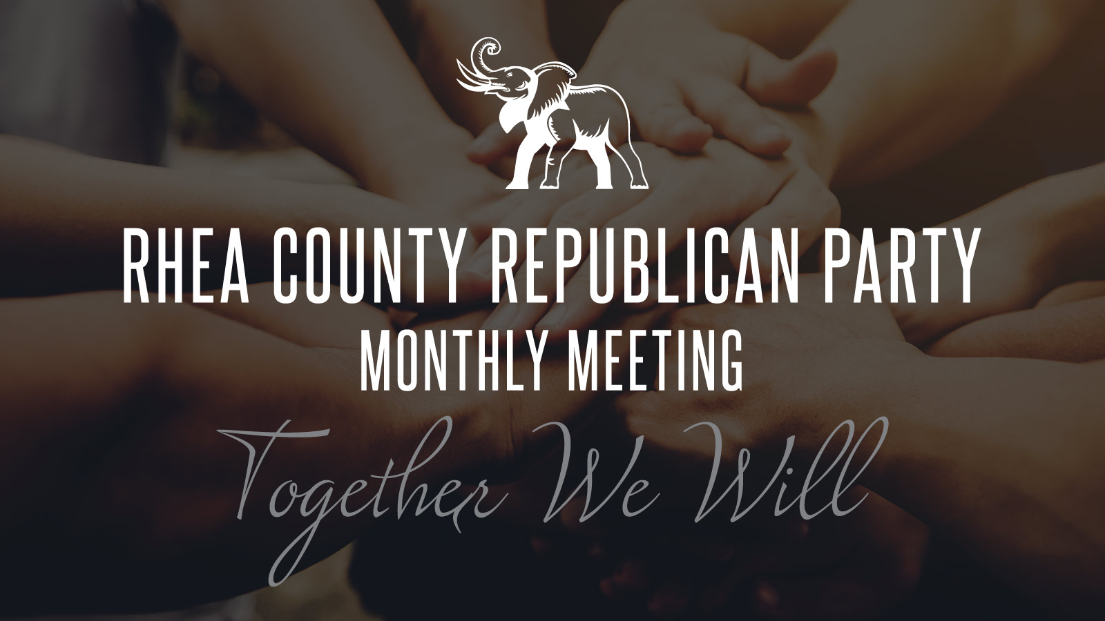 Rhea GOP Monthly Meeting